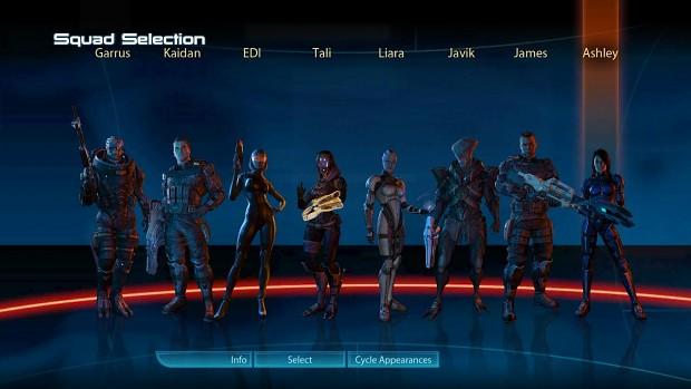 Mass Effect dating Ashley
