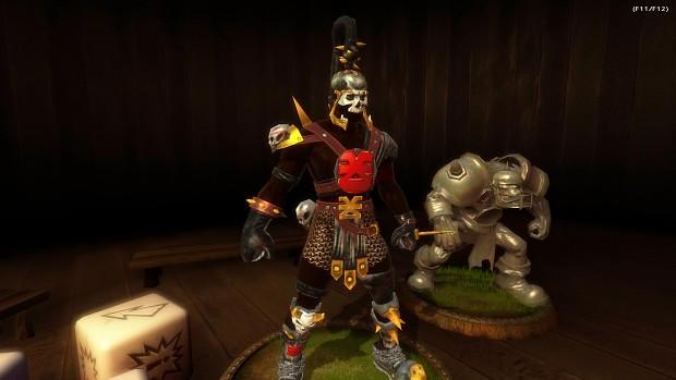 Khorne Makeover Mod for Chaos Edition