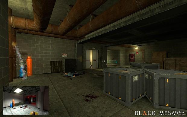 Black Mesa Uplink: Redux Screenshots