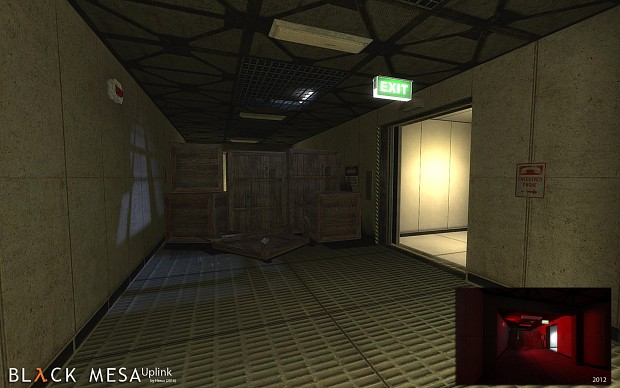 Black Mesa Uplink: Redux Screenshots