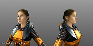 Gina Head Render 1