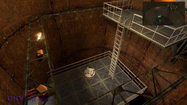 Ladder Silo