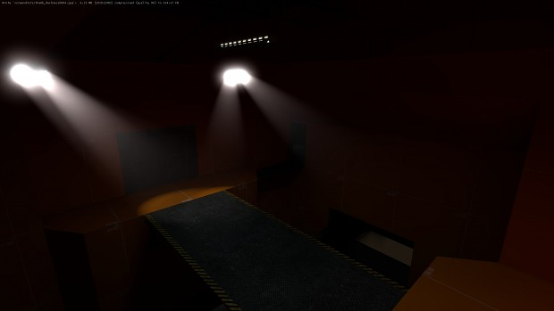 Flashlight Training -> Shooting Range WIP