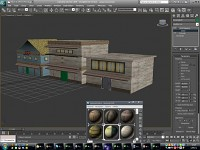 Creation of objects in 3DS MAX