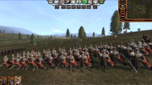 New Heavy Bolton Swordsmen!