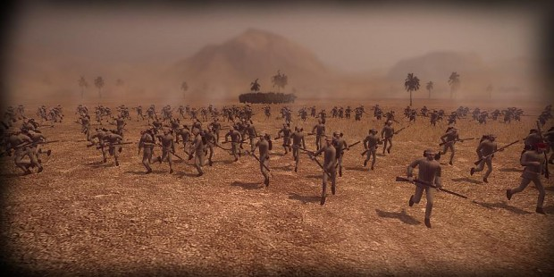 WW2: Sandstorm on Moddb news - Mod DB