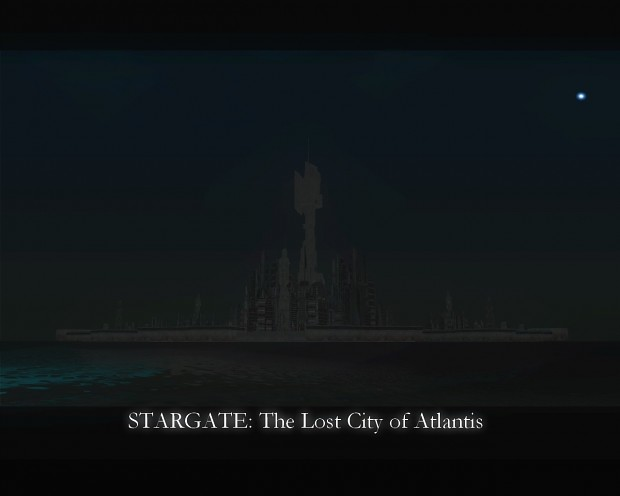 STARGATE: The Lost City of Atlantis