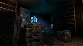 Amnesia Custom story: Fekete Keres