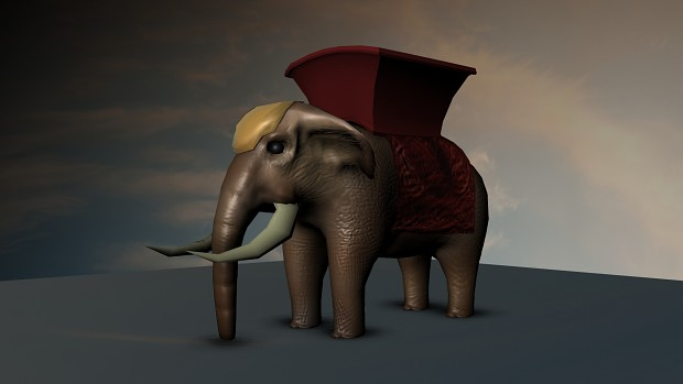 WIP War Elephant