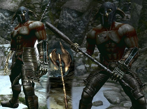 Draugr Warrior