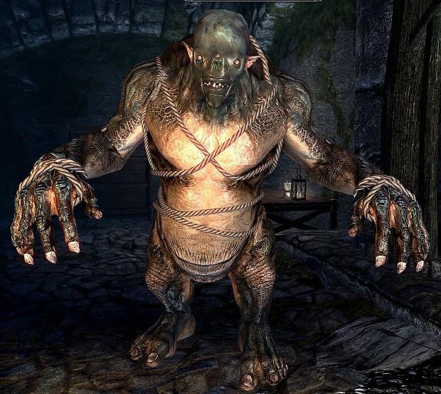 Ogre image - SkyMoMod V13 for Elder Scrolls V: Skyrim - Mod DB