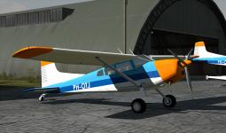 Dutch Armed Forces v0.9 Cessna 185 Skywagon (KLM)