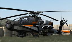 Dutch Armed Forces v0.975 RNLAF AH-64 Demoteam