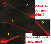 Suika Laser Candidates