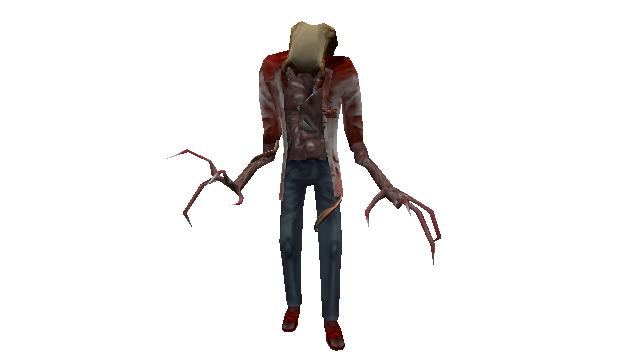 Dreamcast Zombie With Beta Textures