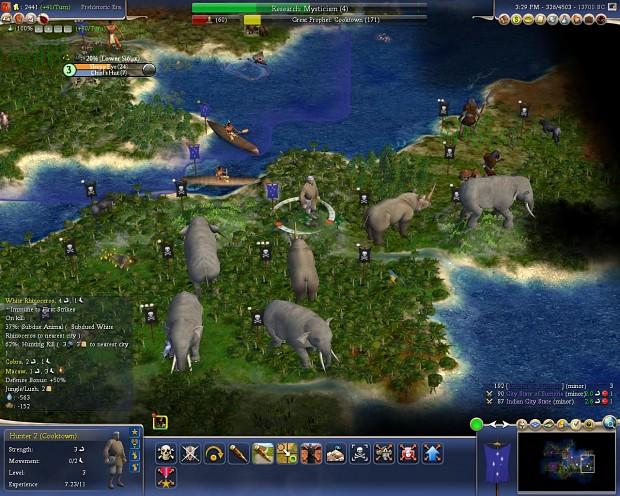 Land of Big Animals