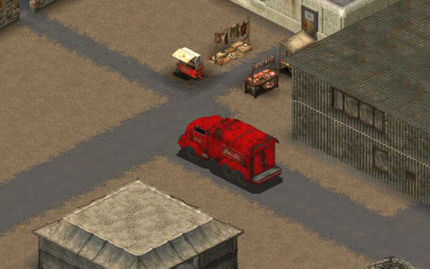 NukaCola truck