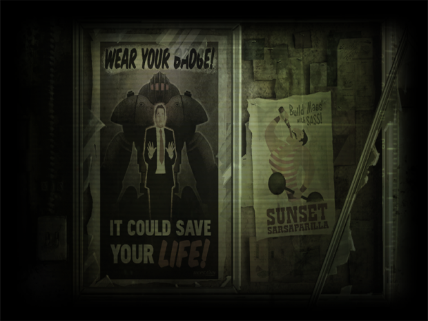 Fallout Last Vegas loading screens