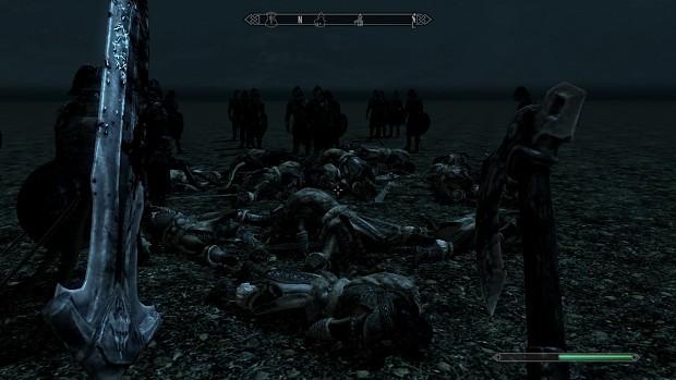 Battle of Tah Nir After