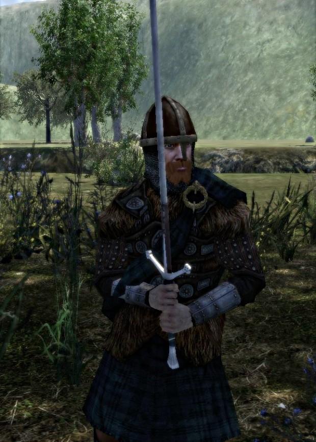 Scottish Highland noble