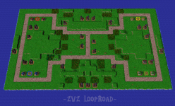 2v2 Loop Road