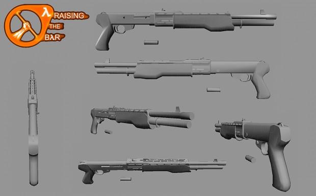 SPAS 12 (Shotgun)