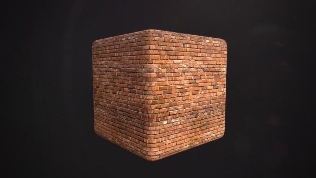Brick Texture 02