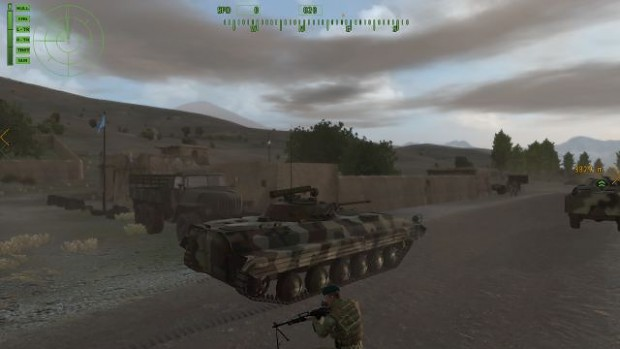 TMT Azerbaijan Mod Released Content