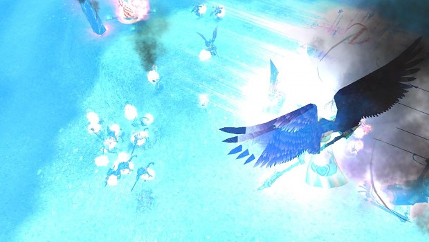 Daemons mod - Screenshots
