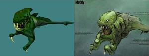 Muddy (a.k.a Ichthyosaur) - W.I.P.