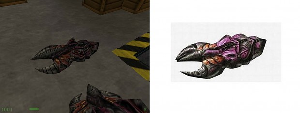 Dark Hornet Gun