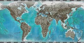 CtW map