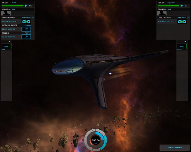 Asari Cruiser/Dreadnought