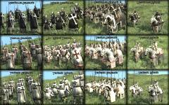 Crusading Orders Units 1/3