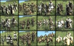 Crusading Orders Units 3/3