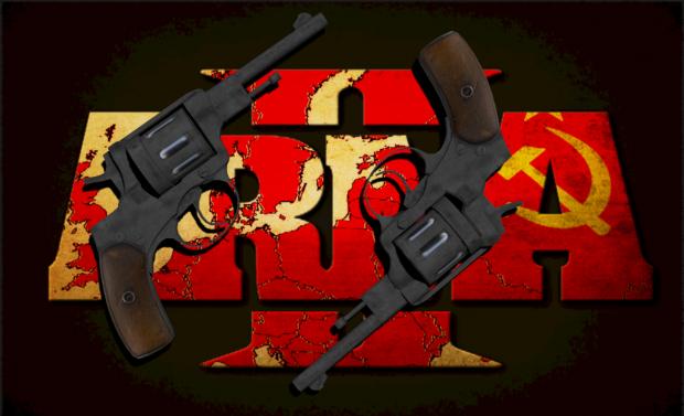 Maxim Machine guns,Nagant Revolvers and Panzer I A