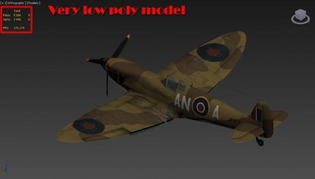 Spitfire MkVc