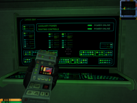 Voy Tricorder used on the USS Dallas LCARS