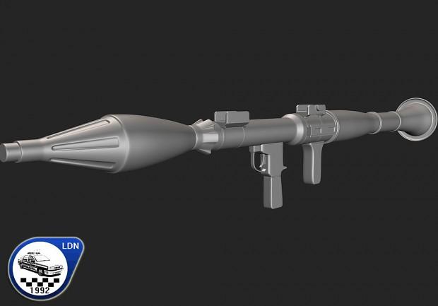 RPG-7 Update