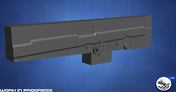 SA80-A1 Under Development