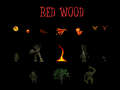 Red Wood, Burning Forest (Dominions 3: The Awakening)