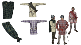 Celtic Clothes Preview