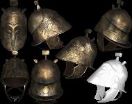 apulo-corinthian helmet type E