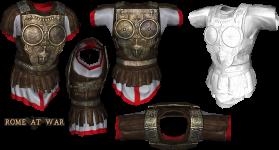 samnite meddix tuticus armor