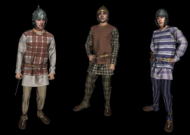 Celtic Clothes