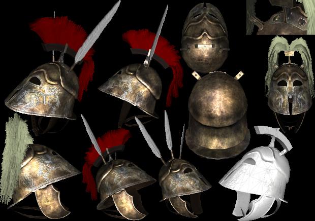 apulo-corinthian helmet type A