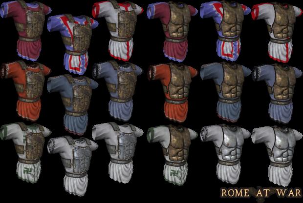 armor variations1