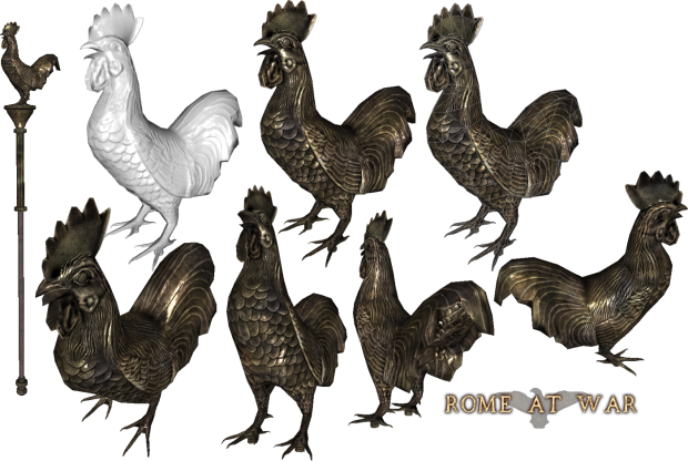 samnite_rooster_standard