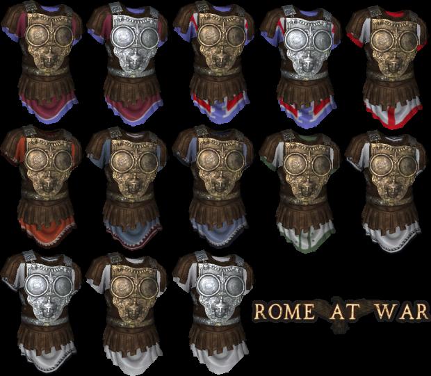 meddix tuticus armor variations