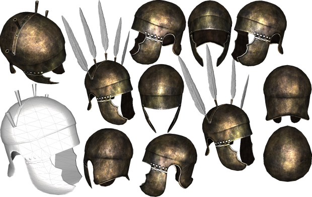 samnite_attic helmet